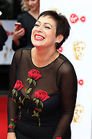 Denise Welch, British Academy Television Awards, Royal Festival Hall, London UK, 14 May 2017, Photo by Richard Goldschmidt