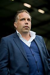 Coach Art Langeler of Jong Oranje during the EURO U21 2017 qualifying match between Netherlands U21 and Latvia U21 at the Vijverberg stadium on October 06, 2017 in Doetinchem, The Netherlands