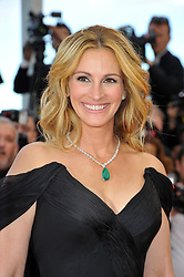 Julia Roberts attending the Money Monster Premiere, held at the Palais De Festival. Part of the 69th Cannes Film Festival in France.