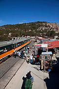 Copper Canyon train trip, Chihuahua, Mexico