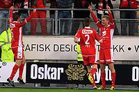 Fotball <br /> Tippeligaen<br /> 05.04.2010 <br /> Molde v Brann<br /> Aker stadion<br /> Erik huseklepp - brann<br /> Foto:Richard brevik Digitalsport