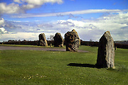 This broken circle of 12 standing stones, out of original thirty or more than originally surrounded Newgrange..