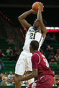 WACO, TX - DECEMBER 17: Taurean Prince #21 of the Baylor Bears shoots the ball over the New Mexico State Aggies on December 17, 2014 at the Ferrell Center in Waco, Texas.  (Photo by Cooper Neill/Getty Images) *** Local Caption *** Taurean Prince