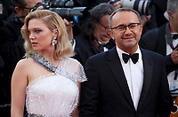 Jury members Léa Seydoux and Andrey Zvyagintsev, at the Opening Ceremony and Everybody Knows (Todos Lo Saben) gala screening at the 71st Cannes Film Festival Tuesday 8th May 2018, Cannes, France. Photo credit: Doreen Kennedy