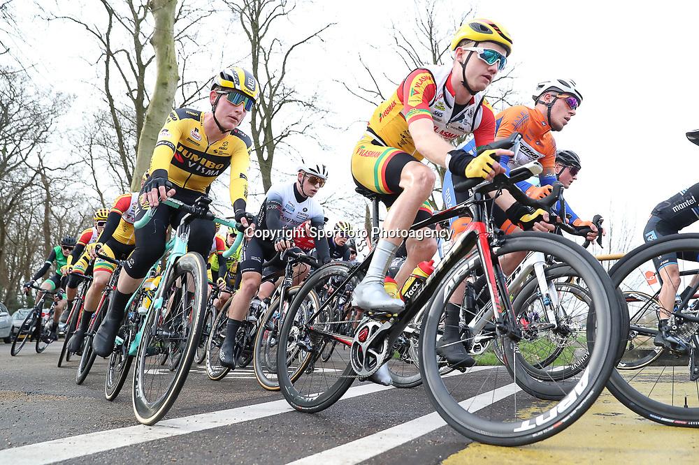 29-02-2020: Wielrennen: Ster van Zwolle: Zwolle <br />(33) Hartijs de Vries, Axel van der Tuuk