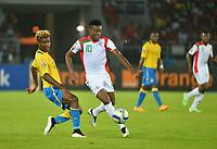 Fotball<br /> Afrika Cup / Afrikamesterskapet<br /> 17.01.2015<br /> Burkina Faso v Gabon<br /> Foto: Panoramic/Digitalsport<br /> NORWAY ONLY<br /> <br /> Alain Traore ( Burkina Faso )