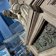 View at Columbus Circle at W. 59th St.