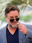 Cannes , France<br /> 15/05/2016<br /> Russell Crowe attend The nice guys Photocall at the Palais des Festivals during The 69th Annual Cannes Film Festival