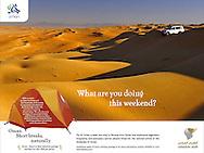 Oman Air Advertisement