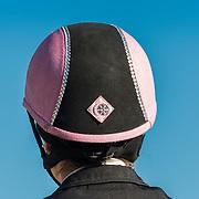 Charles Owen helmet