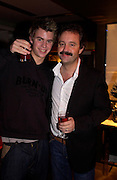 ( Chief executive) Peter Williams and son, Superbrands, Selfridges. 13 November 2003. © Copyright Photograph by Dafydd Jones 66 Stockwell Park Rd. London SW9 0DA Tel 020 7733 0108 www.dafjones.com