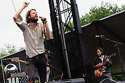 Photos of Father John Misty performing live at The Great GoogaMooga Festival at Prospect Park in Brooklyn, NY. May 18, 2013. Copyright © 2013 Matthew Eisman. All Rights Reserved