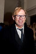 DAVID COLLINS , Wallpaper Design Awards 2012. 10 Trinity Square<br /> London,  11 January 2011.