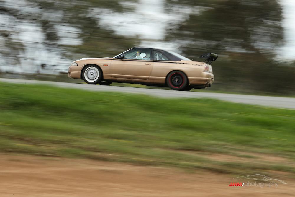 Skylines Australia Victoria, DECA Motorkhana, September 2012.