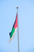 Middle East, Hashemite Kingdom of Jordan, Jordanian Flag