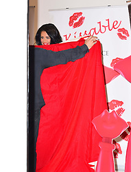 Katie Price fragrance launch.<br /> Reality star and model hosts photocall to launch new fragrance Kissable. Fragrance is released July 6, aka National Kissing Day, <br /> The Worx<br /> London, United Kingdom<br /> Thursday, 4th July 2013<br /> Picture by Nils Jorgensen / i-Images