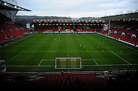 A General View Of Ashton Gate Home to Bristol City<br /> <br /> Photographer Ashley Crowden/CameraSport<br /> <br /> Emirates FA Cup Third Round - Bristol City v Fleetwood Town - Saturday 7th January 2017 - Ashton Gate - Bristol<br />  <br /> World Copyright © 2017 CameraSport. All rights reserved. 43 Linden Ave. Countesthorpe. Leicester. England. LE8 5PG - Tel: +44 (0) 116 277 4147 - admin@camerasport.com - www.camerasport.com