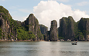 Sunrise - Ha Long Bay - Vietnam
