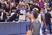 Giacomo Devecchi - Dinamo Banco di Sardegna Sassari<br /> Banco di Sardegna Dinamo Sassari - Umana Reyer Venezia<br /> LegaBasket Serie A LBA Poste Mobile 2018/2019<br /> Finale Gara 4 Sassari<br /> Sassari 14/06/2019 - Ore 20:45<br /> Foto Ciamillo-Castoria