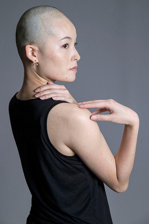 I-Ling Liu Bill T. Jones/Arnie Zane Dance Company