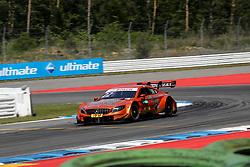 May 5, 2018 - Germany - Motorsports: DTM race Hockenheimring, Saison 2018 - 1. Event Hockenheimring, GER, Lucas Auer ( AUT, Mercedes HWA AG  (Credit Image: © Hoch Zwei via ZUMA Wire)