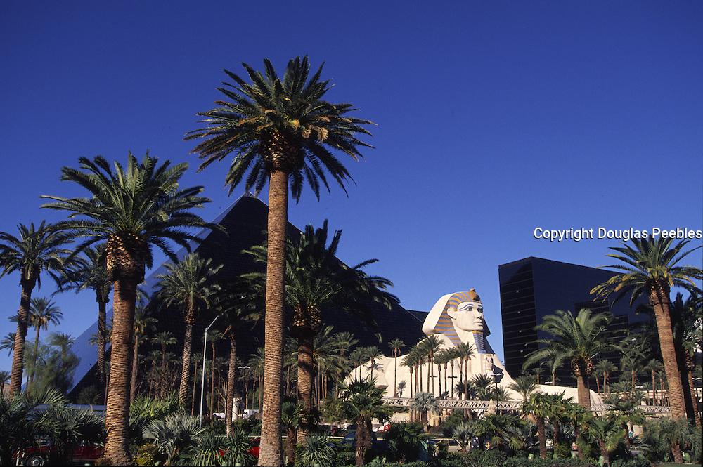The Luxor, Las Vegas, Nevada, USA<br />