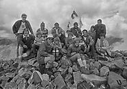 The Great Colorado Centennial Fourteener Climb 1976
