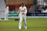 Aron Nijjar of Essex during the Specsavers County Champ Div 1 match between Somerset County Cricket Club and Essex County Cricket Club at the Cooper Associates County Ground, Taunton, United Kingdom on 23 September 2019.
