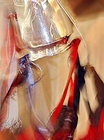 Milano 24 maggio 2007<br /> Clarence Seedorf festeggia la vittoria della Coppa Campioni davanti ai tifosi milanisti in piazza Duomo a Milano<br /> Foto Inside/Paco Serinelli