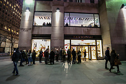 November 19, 2018 - New York, NEW YORK, UNITED STATES - Fila at the toy store just opened Fao Schwarz New York on the night of Monday, 19. (Credit Image: © William Volcov/ZUMA Wire)