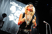The Sounds perform at the Susquehanna Bank Center in Camden, NJ. June 11, 2009.