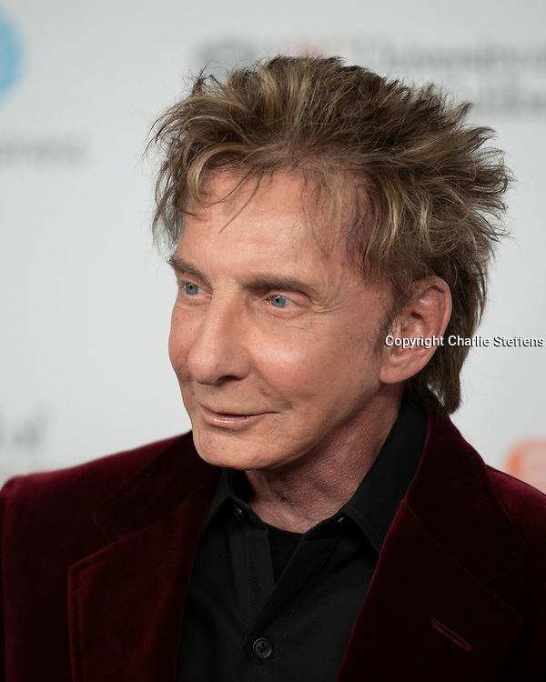 BARRY MANILOW attends the 'Rebels With A Cause'  benefitting the Lawrence J. Ellison Institute for Transformative Medicine of USC at The Water Garden in Santa Monica, California.