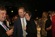 Alistair Spalding and Angela Bernstein. Sadler's Wells Celebrates. Benefit evening for Sadler's Wells hosted by Angela Bernstein and Alistair Spalding. The Royal Horticultural Halls. London. 25 September 2006. -DO NOT ARCHIVE-© Copyright Photograph by Dafydd Jones 66 Stockwell Park Rd. London SW9 0DA Tel 020 7733 0108 www.dafjones.com