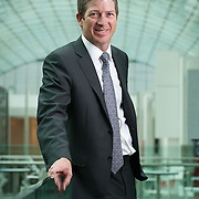 Executive portraits of Loy Sullivan for 20 Vic Management. Photographed at The Core, Calgary, Alberta by Brett Gilmour.