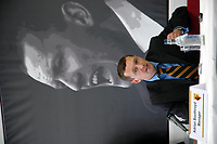 Photo: Tony Oudot.<br /> Watford v Newcastle United. The Barclays Premiership. 13/05/2007.<br /> Aidy Boothroyd of Watford gives his last press conference of the season