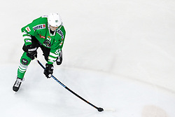 Kristof Potocnik of Olimpija during ice hockey match between HDD Olimpija Ljubljana and Dornbirner EC in Erstebank league season 2016/17, on October 24, 2016 in Hala Tivoli, Ljubljana, Slovenia. Photo by Morgan Kristan / Sportida