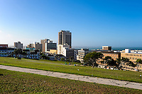 Port Elizabeth, South Africa. View from the Donkin Reserve.