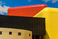 Soweto Theatre, Soweto (South Western townships), Johannesburg, South Africa.