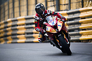 Xavier DENIS, FRA, PerformanX Racing BMW S 1000 RR<br /> <br /> 65th Macau Grand Prix. 14-18.11.2018.<br /> Suncity Group Macau Motorcycle Grand Prix - 52nd Edition.<br /> Macau Copyright Free Image for editorial use only