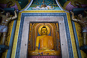 Asokaramaya temple in Thimbirigasyaya. Colombo 5.