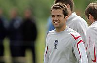 Photo: Paul Thomas.<br /> England Training Session. 01/06/2006.<br /> <br /> Michael Owen.