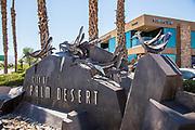 City of Palm Desert Monument