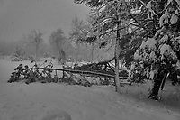 Late Winter Nor'easter. Image taken with a Leica CL camera and 18 mm f/2.8 lens (ISO 100, 18 mm, f/3.5, 1/250 sec).