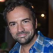 NLD/Amsterdam/20140227 - Boekpresentatie Jeroen van Inkel - Kort Sluiting , Gerard Ekdom