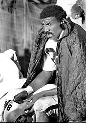 Oakland Raider wide receiver Warren Wells. (1968 photo by Ron Riesterer)