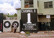 Channel One Studios on Maxfield Avenue Kingston