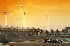 Abu Dhabi Grand Prix Practice - 25 Nov 2016