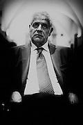 Roberto Formigoni, senatore della Repubblica italiana, presidente della Commissione Agricoltura, è stato presidente della Regione Lombardia. Christian Mantuano / OneShot <br /> <br /> Roberto Formigoni, senator of the Italian Republic, Chairman of the Agriculture Commission, was president of the Lombardy Region. Christian Mantuano / OneShot
