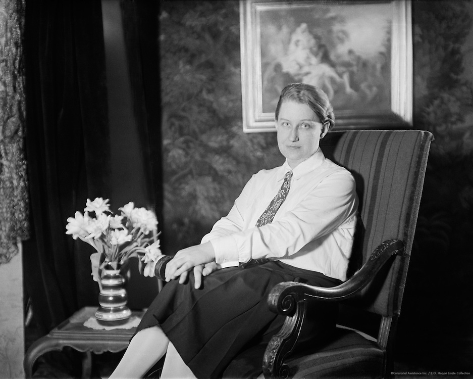 Thea von Harbou, actress, author and wife of Fritz Lang, 1928