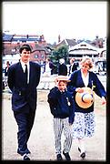 Henley. England, 1989 Henley Royal Regatta, River Thames, Henley Reach,  [© Peter Spurrier/Intersport Images],  GER M1X, Michael Peter Kolbe,